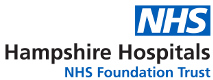 Hampshire NHS Logo